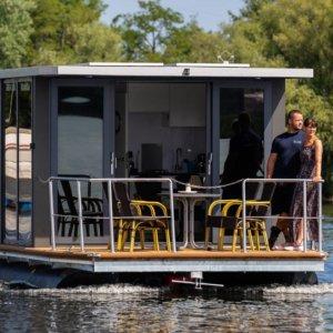 Hausboot La Mare Apart M mieten