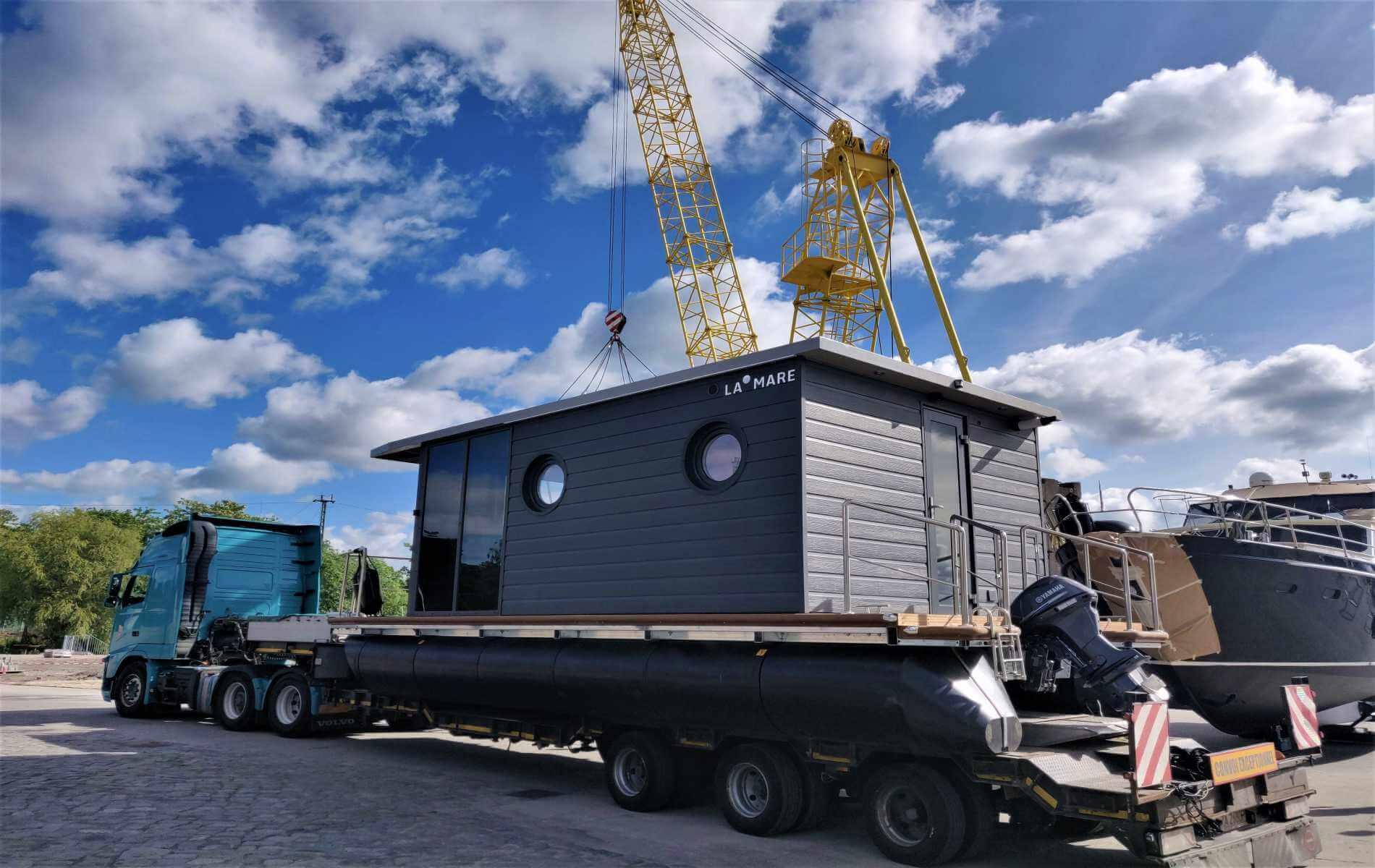 La Mare Apartboat Mini